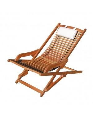 CADENA88 Eucalyptus wood folding hammock BRISA