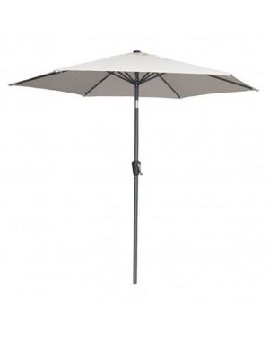 CHAIN88 Aluminum parasol ø 2.5 m. Neck ø 38 mm.