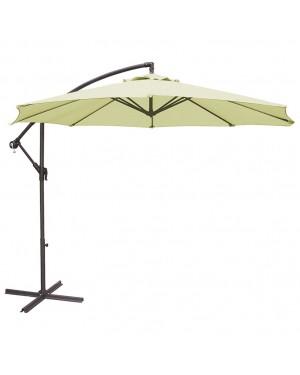 CHAIN88 Aluminum side hanging parasol ø 3 x h 2.43 m.