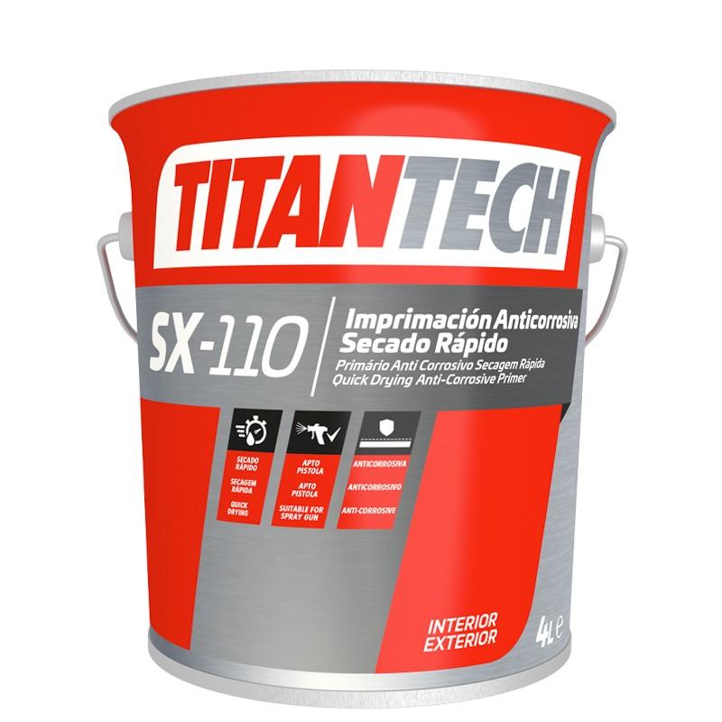 TitanTech Synthetic Primer SX-100 TitanTech 4 L