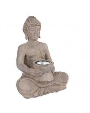 CHAIN88 Buddha Led solar imitation stone
