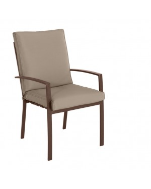 CADENA88 Set of 6 chairs with cushions MADEIRA