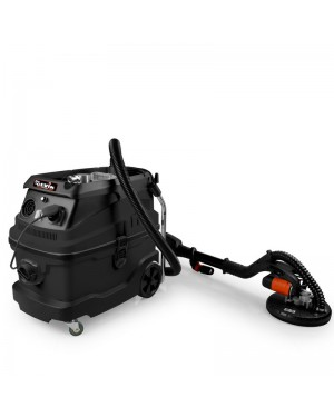 Cevik PRO Kit aspirador sólido-líquido 220w + Lixadeira de parede Giraffe 225 mm 750w PRO CEVIK