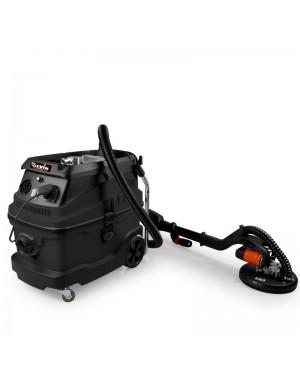 Cevik PRO Kit solid-liquid vacuum cleaner 220w + Giraffe Wall Sander 225 mm 750w PRO CEVIK
