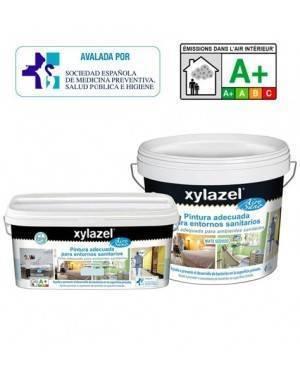 Pintura Entornos Sanitarios Xylazel Aire Sano