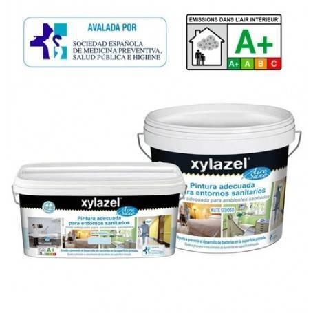 Xylazel aire sano pintura adecuada para entornos sanitarios - Pintura para sanitarios ...