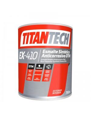 TitanTech White Synthetic Enamel Anticorrosive DTM EX-410 TitanTech