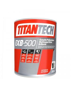 TitanTech White Satin Polyurethane Enamel EXB-500 TitanTech
