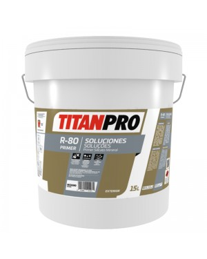 Titan Pro Imprimación al silicato R80 Titan Pro