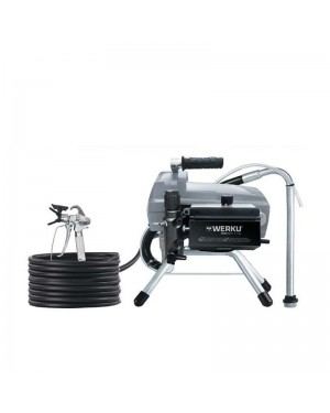 Werku Tools Equipo eléctrico airless 3 L 1600 W 2.2 HP WK501110