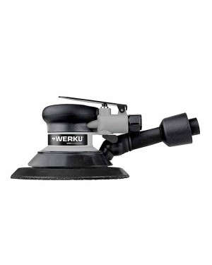 Werku Tools Ponceuse Circulaire 150mm 2 CV WK500290 Werku