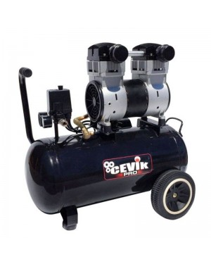 Compressor silencioso Cevik PRO 40L 2HP CEVIK