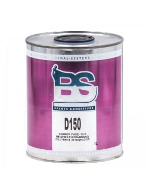 Bemal Systeme Wassrige Integrating solvent D150 BS 1 L