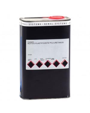 Additif plastifiant polyuréthane Bemal Systeme Wassrige BS 1L