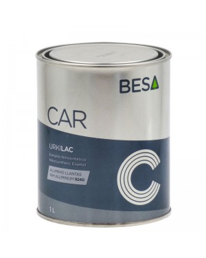 Besa Enamel Nitro Cerchi in alluminio URKI-LAC 1 L BESA