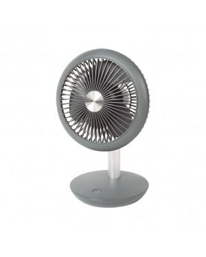 HABITEX Rechargeable desktop fan