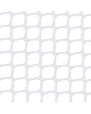 INTERMAS Square Mesh 10X10 White 1X5 M