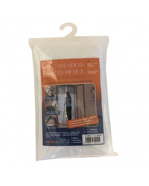 HABITEX Mosquito net for doors with magnet 120x230 Bazzzar