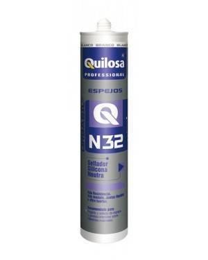 Quilosa Sellador Neutro Espejos N-32 Quilosa