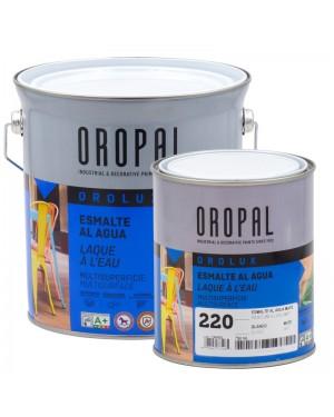 Irurena Group Matte White Multi-surface Water Enamel Orolux