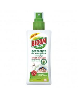 HENKEL Repellent Lotion With Aloe Vera Bloom Derm Protect