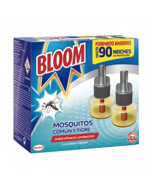 HENKEL Spare Anti-mosquitoes BLOOM electric 2 units.