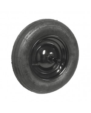 AFO Pneumatic wheel for AFO construction truck.