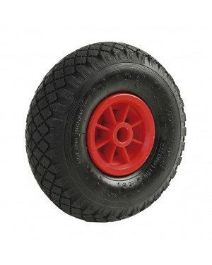 AFO Pneumatic wheel for warehouse truck AFO.