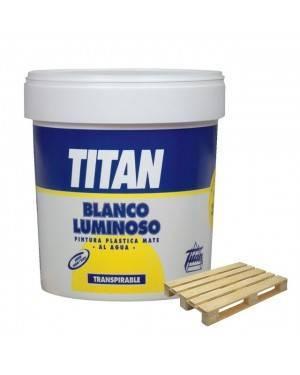 Palé 20 Kg Blanco Luminoso Titan