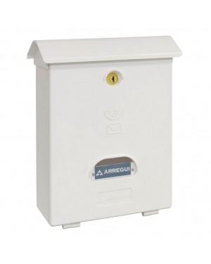 ARREGUI Outdoor mailbox ARREGUI Classic White