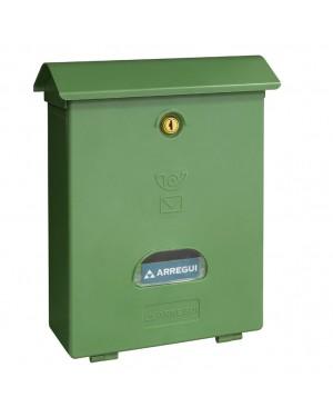 ARREGUI Outdoor mailbox ARREGUI Classic Green
