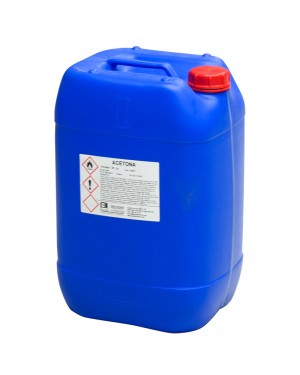 Leyser Pure Acetone Leyser 25 Liters Plastic Container