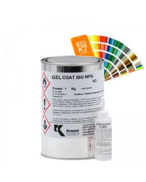 Leyser Gel Coat ISO NEO Color RAL