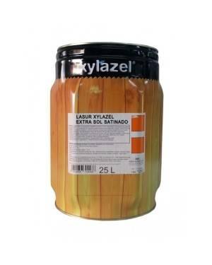 Zusätzliche Lasur Sol Satin Industrie Xylazel