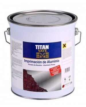 Titan Yate Imprimación de Aluminio Titan 4 L