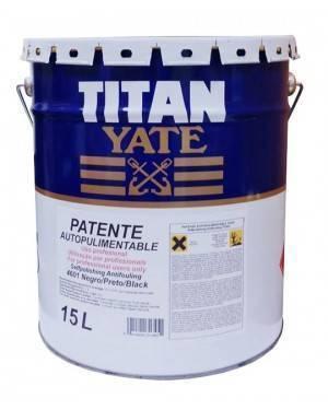 Titan Yate Patente Autopulimentable 15 L Titan