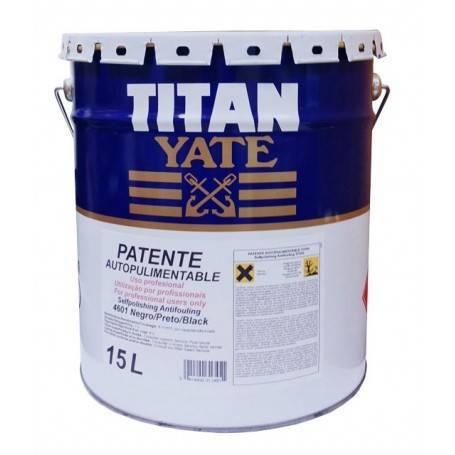 Patente Autopulimentable 15 L Titan