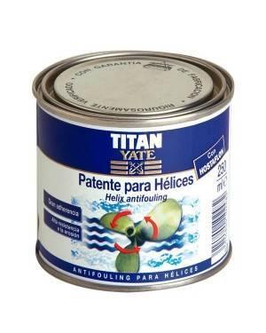 Patente para Hélices Titan 250 ML