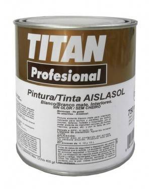 Pintura mancha Titan solvente