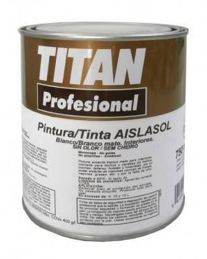 Titan Pintura Aislante al disolvente Titan