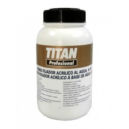 Fondo Fijador Acrílico al Agua Titan