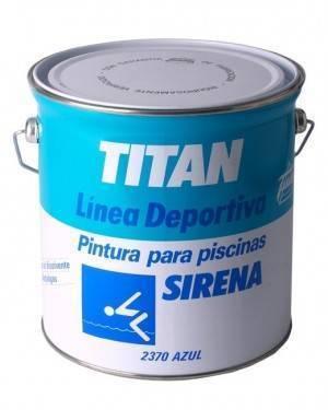 Titan Pools Sereia solvente