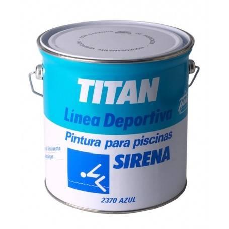 Titan Titan Piscinas Sirena al disolvente