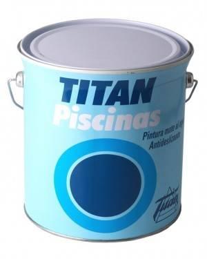 Piscine di acqua Titan 4 L