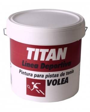 Pistas Deportivas Volea Titan