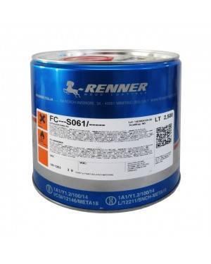 Vernizes, catalisador de poliuretano Renner