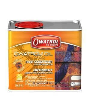 Óleo aditivo antioxidante Owatrol
