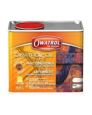 Antioxidant additive Owatrol Oil