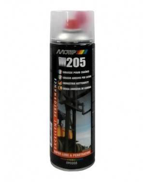 Grasa Adhesiva Cadenas Spray Motip 400 mL