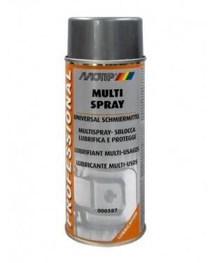 Lubricante Multi-Usos Motip 400 mL
